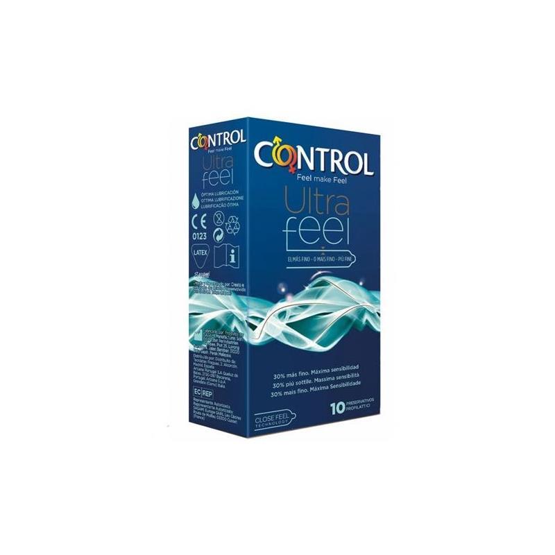Kondomy Ultrafeel 10 jednotek