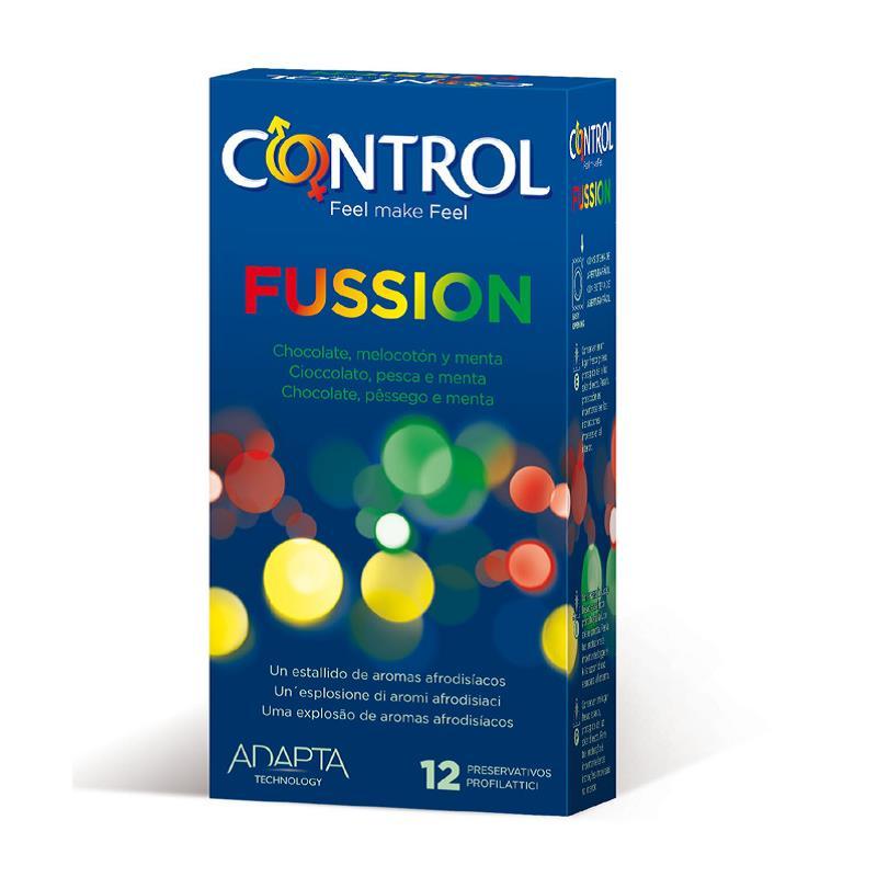 Kondomy Fussion 12 jednotek
