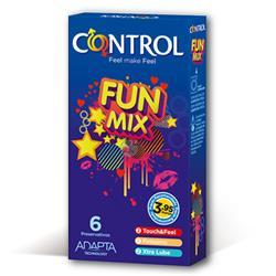 Control Fun Mix 6 uds