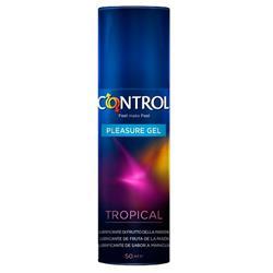Control Pleasure Gel Tropical 50 ml