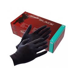 Latex Disposable gloves 100 pc-L