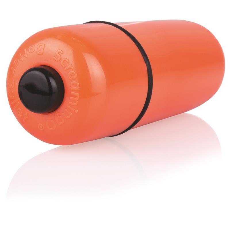 Bala Vibradora - Color Naranja (4)