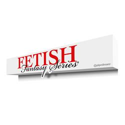 Fetish Fantasy Series Promorional 3D Sign