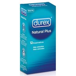 Durex Natural Plus 12Ud Ph