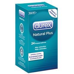 Durex Natural Plus 24Ud Ph