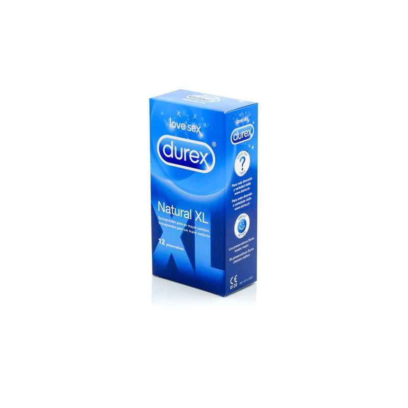 Preservativos Xl 12 Unidades de DUREX #satisfactoys
