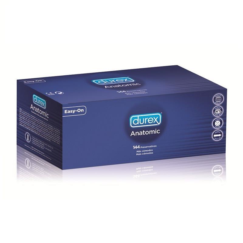 Preservativos Anatomic 144 Unidades de DUREX #satisfactoys