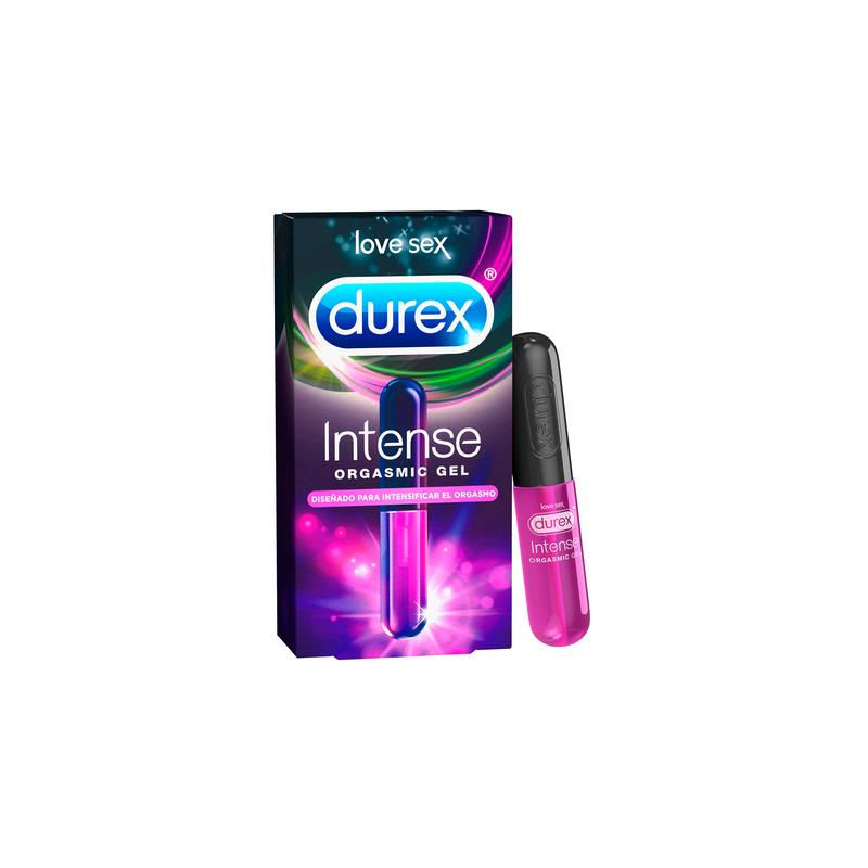 Gel Intense Orgasmic 10 ml de DUREX #satisfactoys