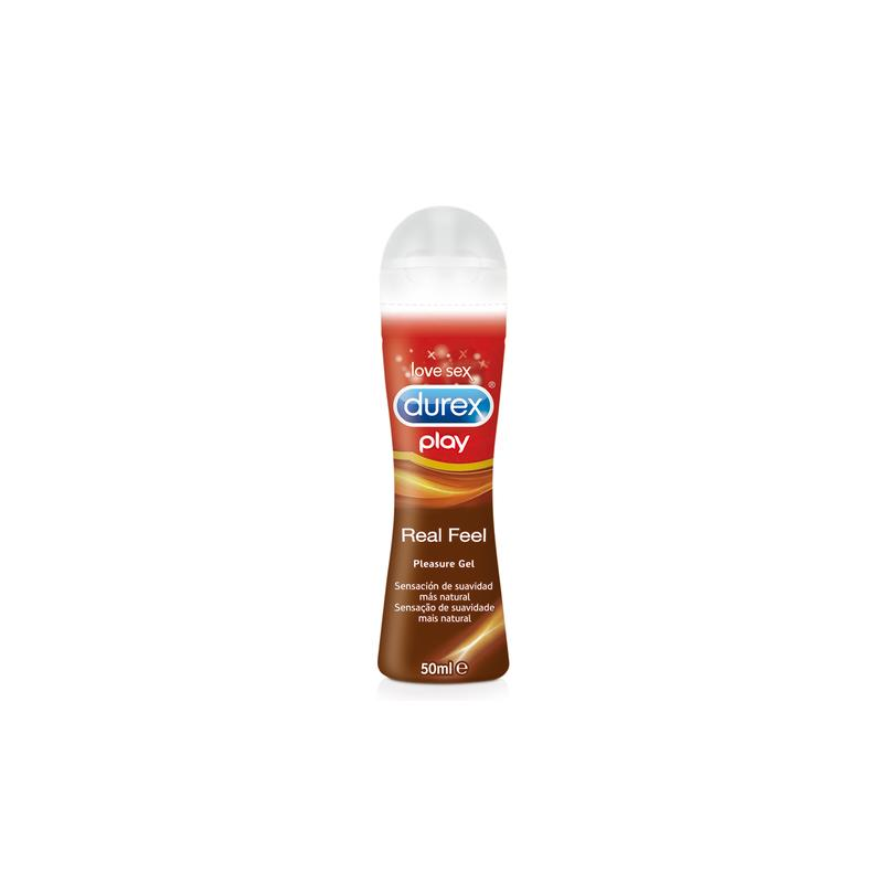 Lubricante Play Real Feel 50 ml de DUREX #satisfactoys