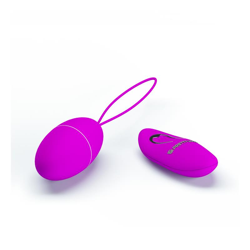 Vibrační vajíčko Remote Control Joanne