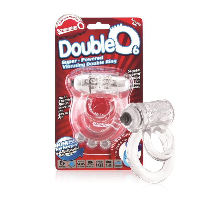 Doubleo 6 - Claro de SCREAMINGO #satisfactoys