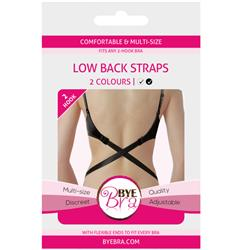 Low Back Straps 2-hook - 2 Colors