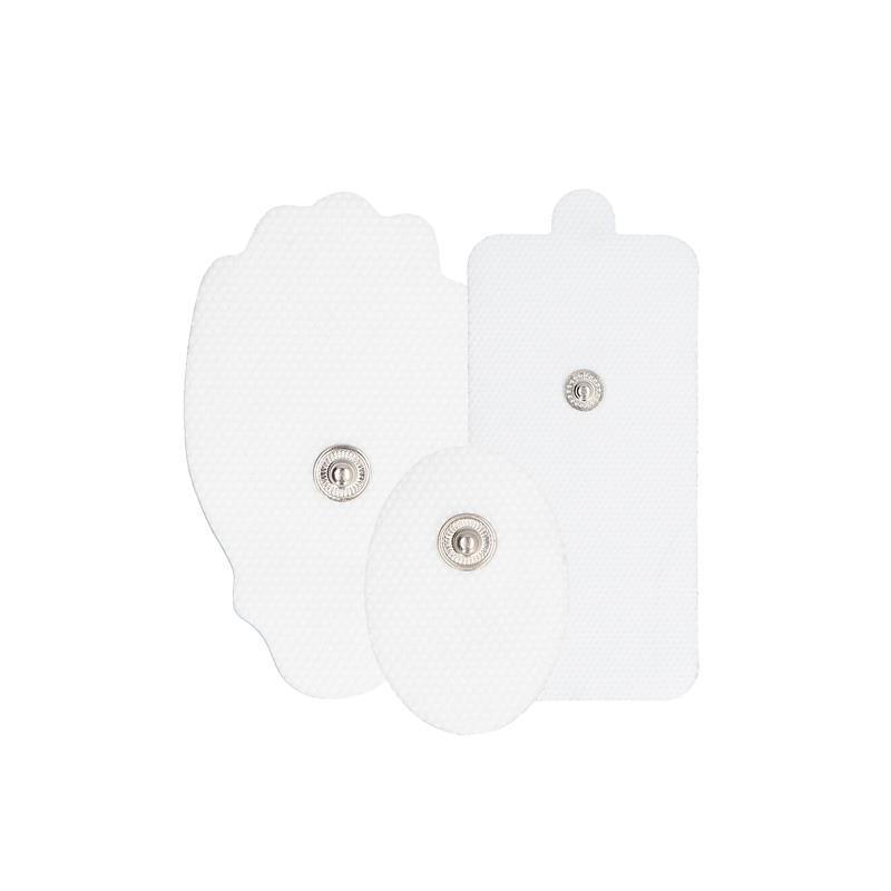 Almohadillas de Recambio Color Blanco de ELECTRO SHOCK #satisfactoys