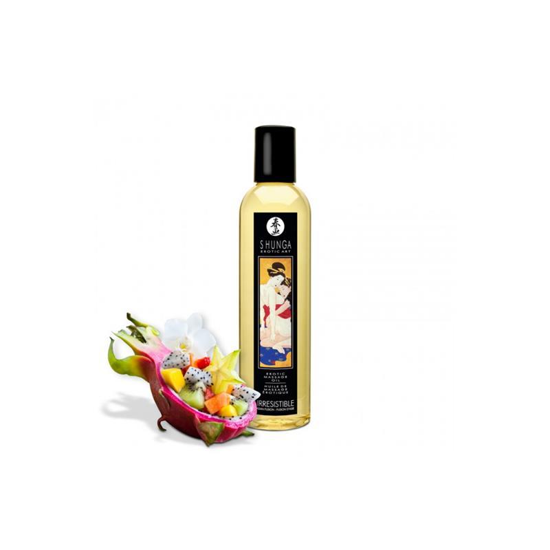 Aceite de Masaje Erótico Aroma Fusión de Asia de SHUNGA #satisfactoys