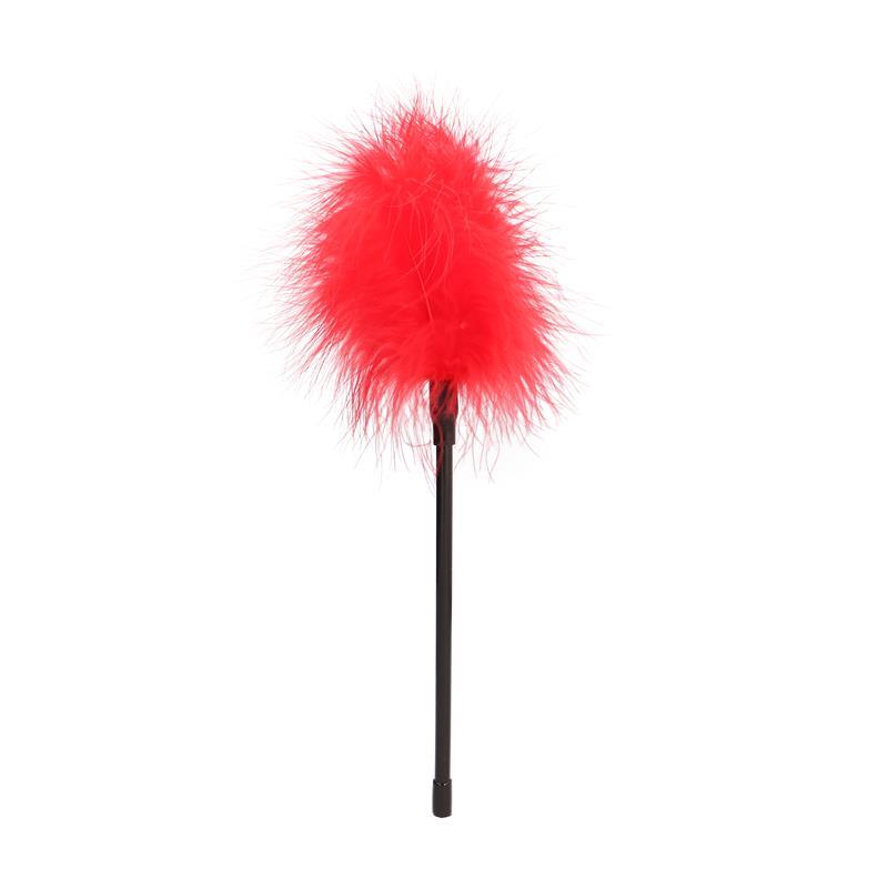 Plumas Color Rojo de OUCH! #satisfactoys