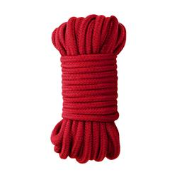 Ouch! Japanese Rope 10 Meter - Red