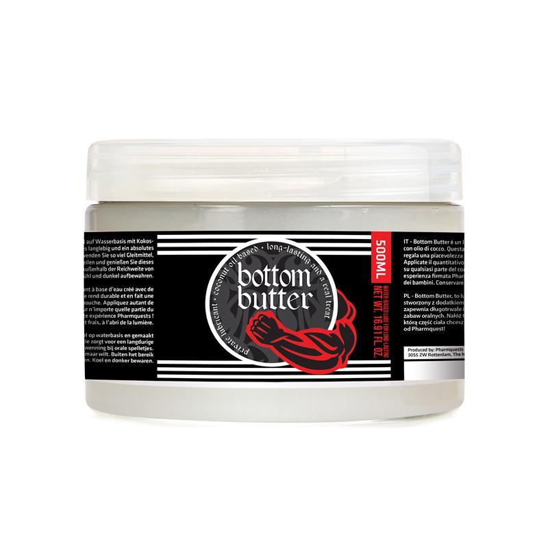 Lubricant Bottom Butter 500 ml