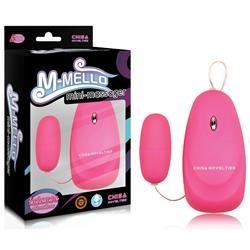 M-Mello Mini Massager-Pink