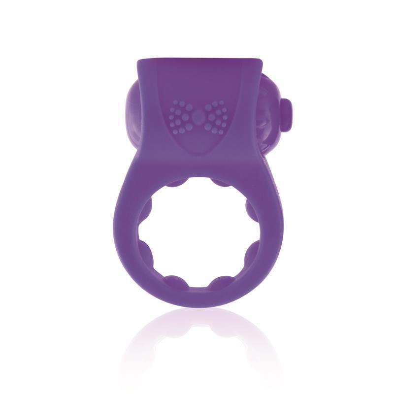 Anillo Primo Tux  - Púrpura de SCREAMINGO #satisfactoys