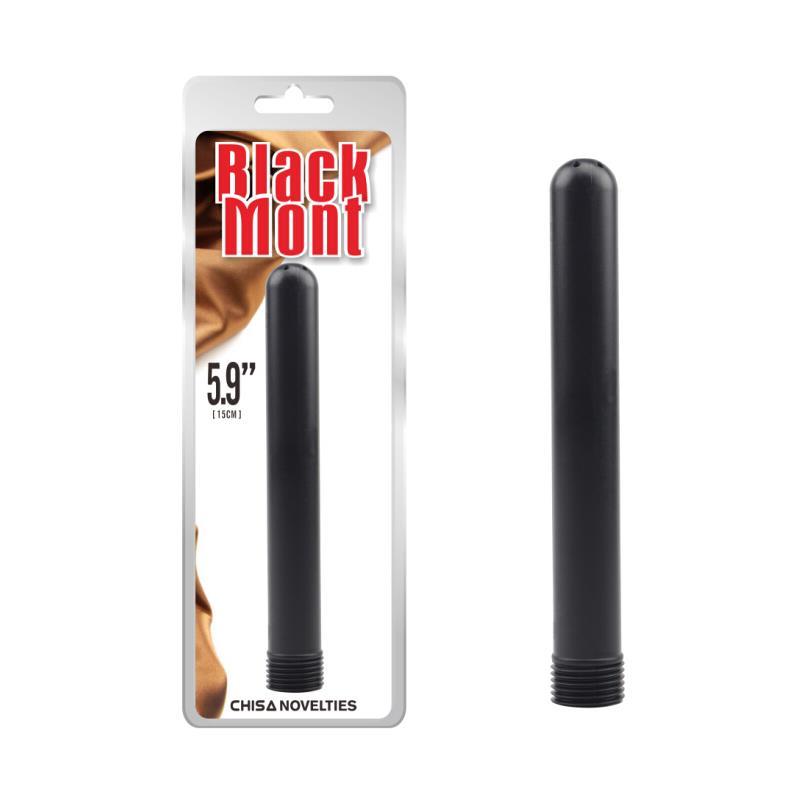 Anal Cleaner Tube 15 cm Black