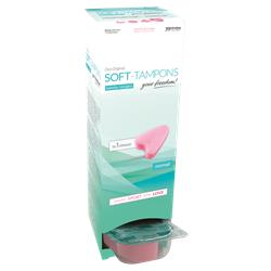 "Soft-Tampons ""normal"", box of 10"