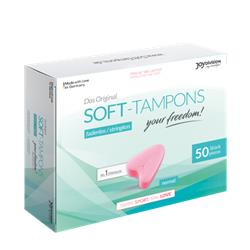 """Soft-Tampons """"normal"""", box of 50"""