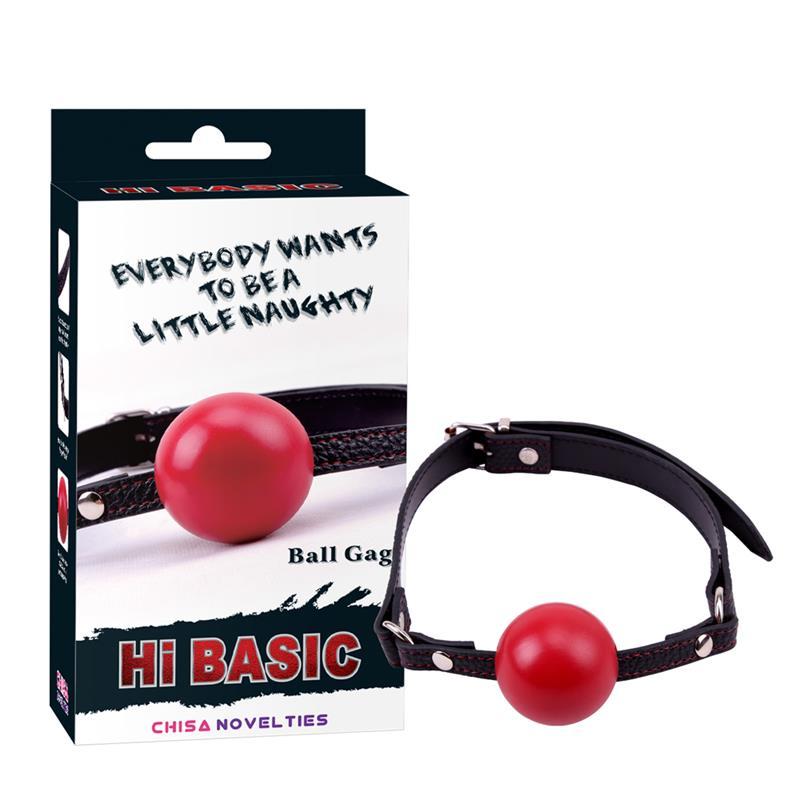 Roubík Red Ball Gag