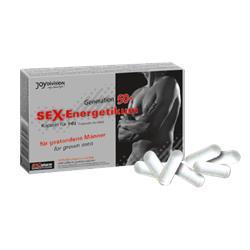 EROpharm - Sex-Energetikum 50+ 40 capsules