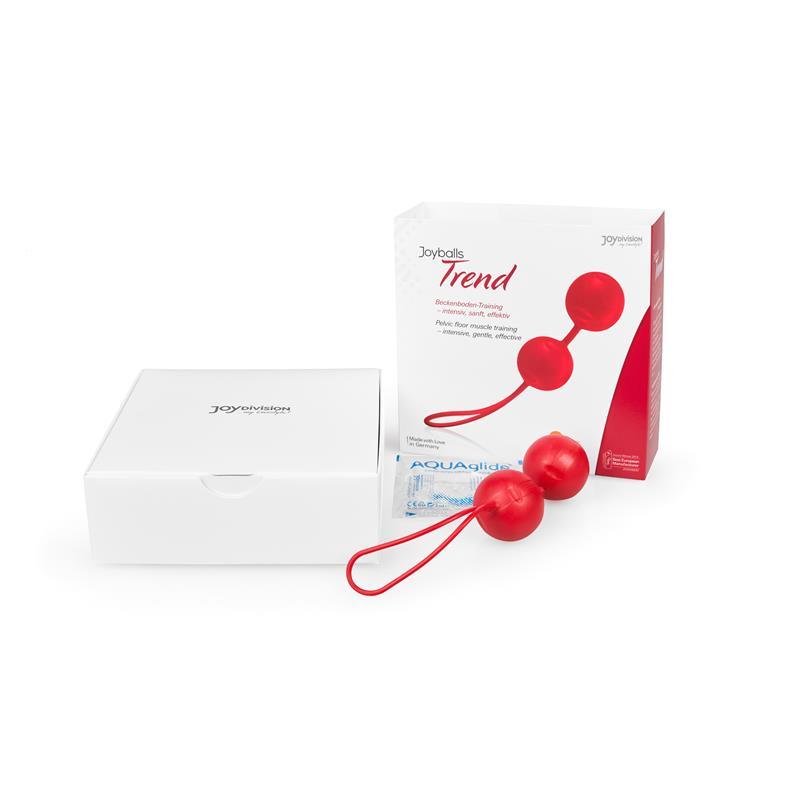 Joyballs Trend - Red