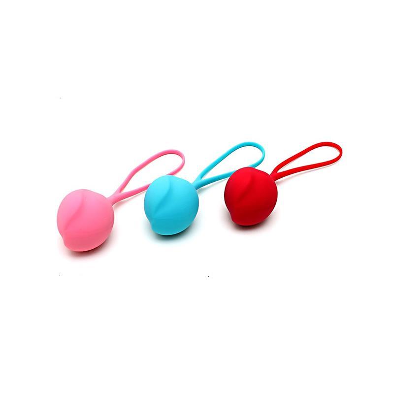 Pack 3 Ben Wa Balls C03 silikon