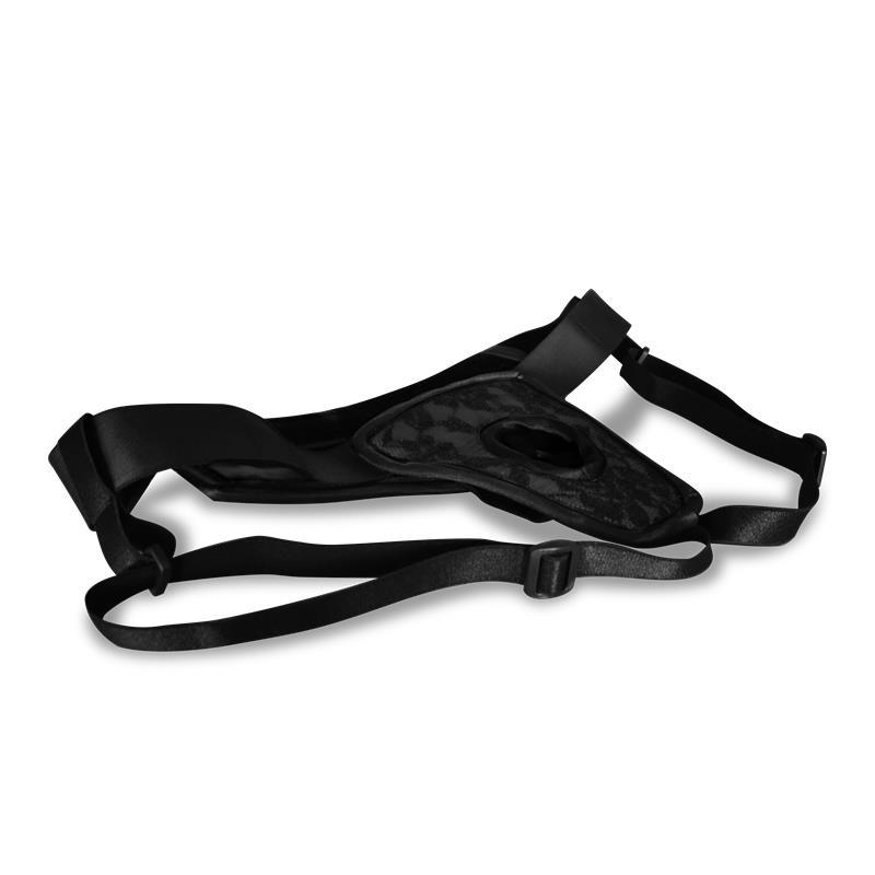 Strap On de Luxe Black Bez Zpět S - XL