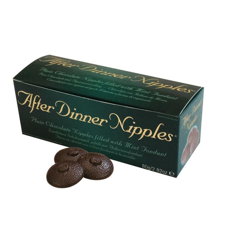 Chocolatinas con Menta Pezón 8 Unidades de SPENCER & FLEETWOOD #satisfactoys