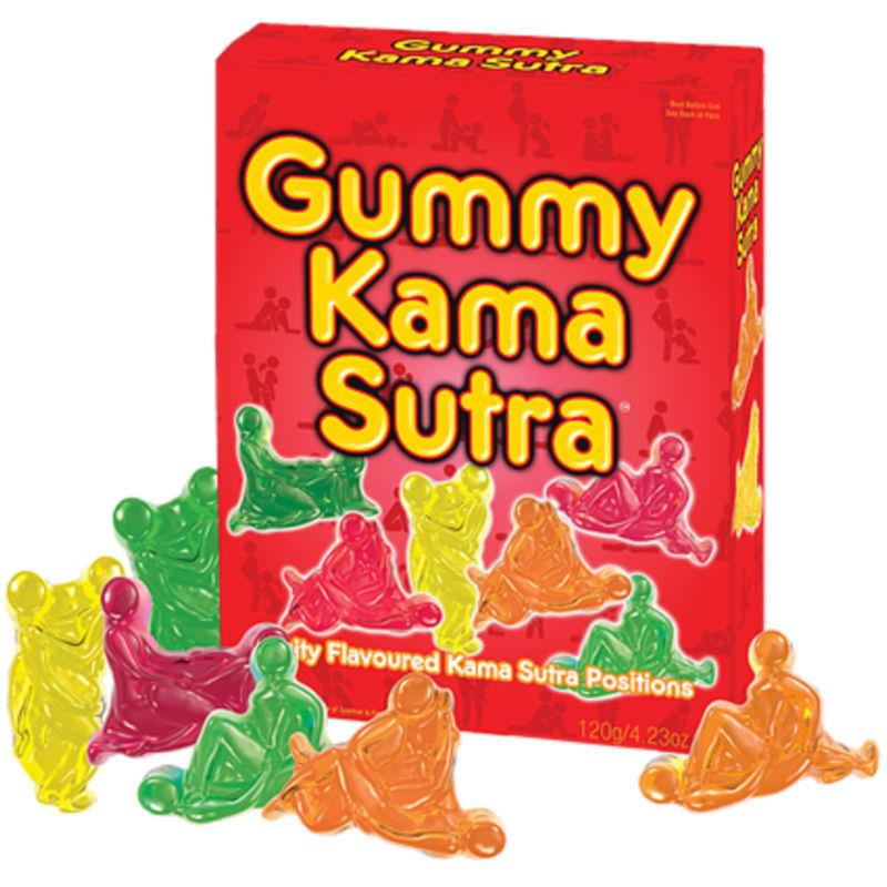 Gominolas Posturas del Kamasutra Sabor a Frutas de SPENCER & FLEETWOOD #satisfactoys