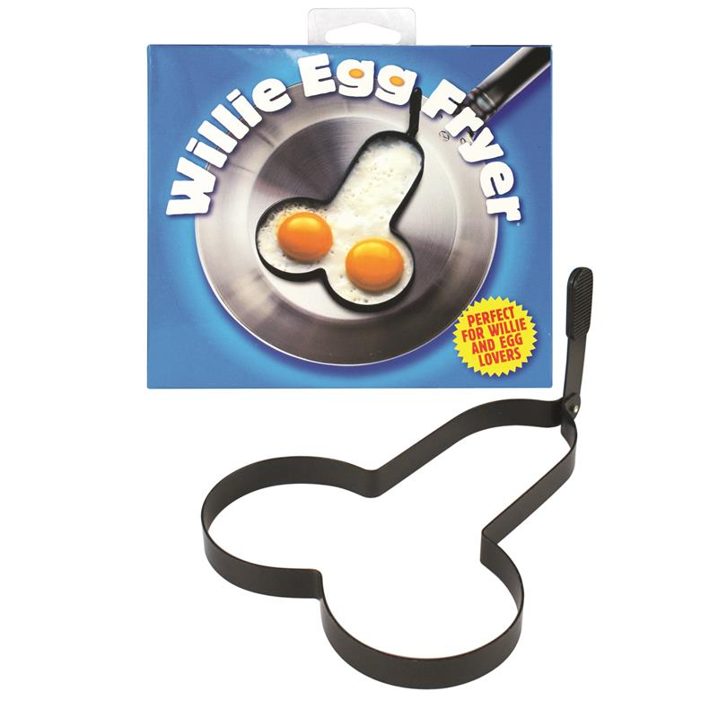 Iron Willie Egg Fryer