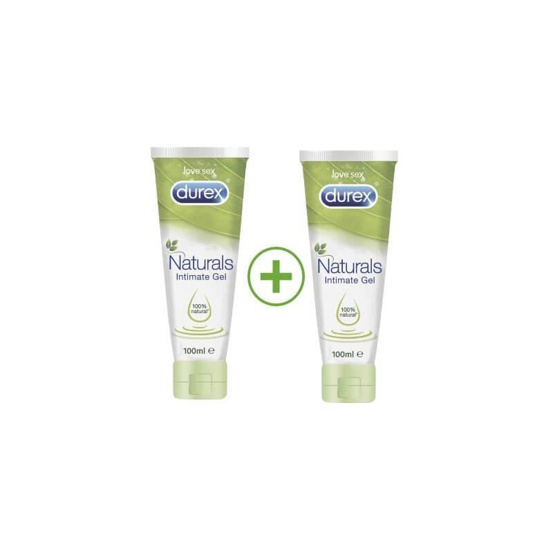 Duplo Natural Gel 100 ml de DUREX #satisfactoys