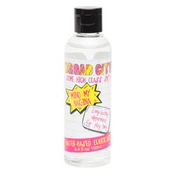 Broad City Mind My Vagina Water Based Lube 100ml
