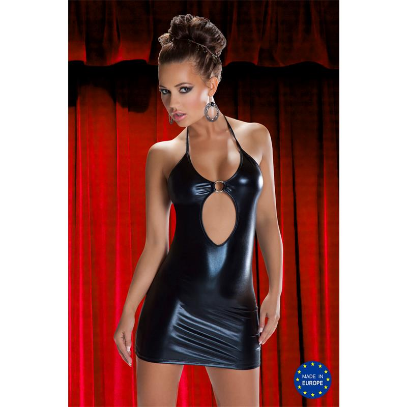Mohana Dress Black Velikost: XXL / XXXL