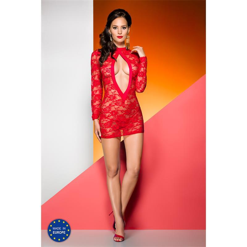 Evanue Rayen košilka Rojo Velikost: XXL / XXXL