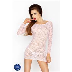 YOLANDA CHEMISE pink S/M - Passion