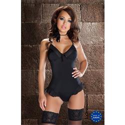 BEAUTY BODY black L/XL - Avanua