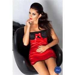 LENA CHEMISE red S/M - Passion