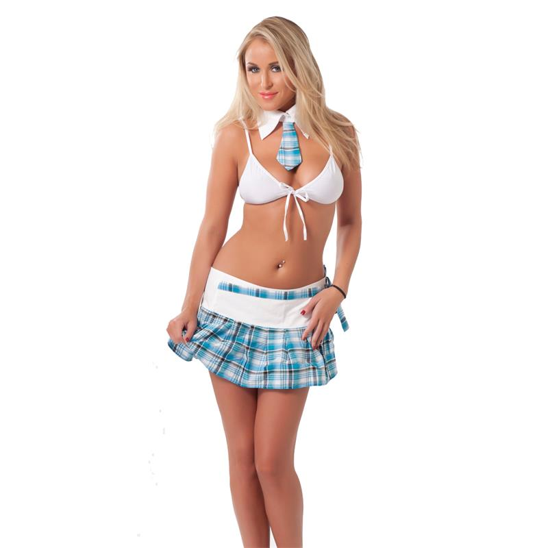 Rimba Amorable School Uniform Costume Velikost: S/M