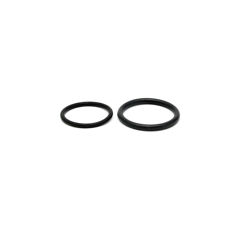 Bondage Play Rubber Cock Ring Velikost: 30-35 MM