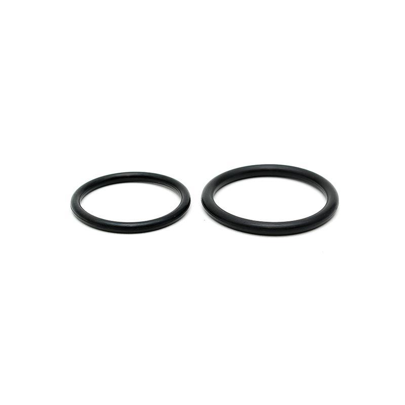 Bondage Play Rubber Cock Ring Velikost: 40-45 MM