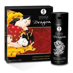 Crema de Virilidad Dragón Original 60 ml