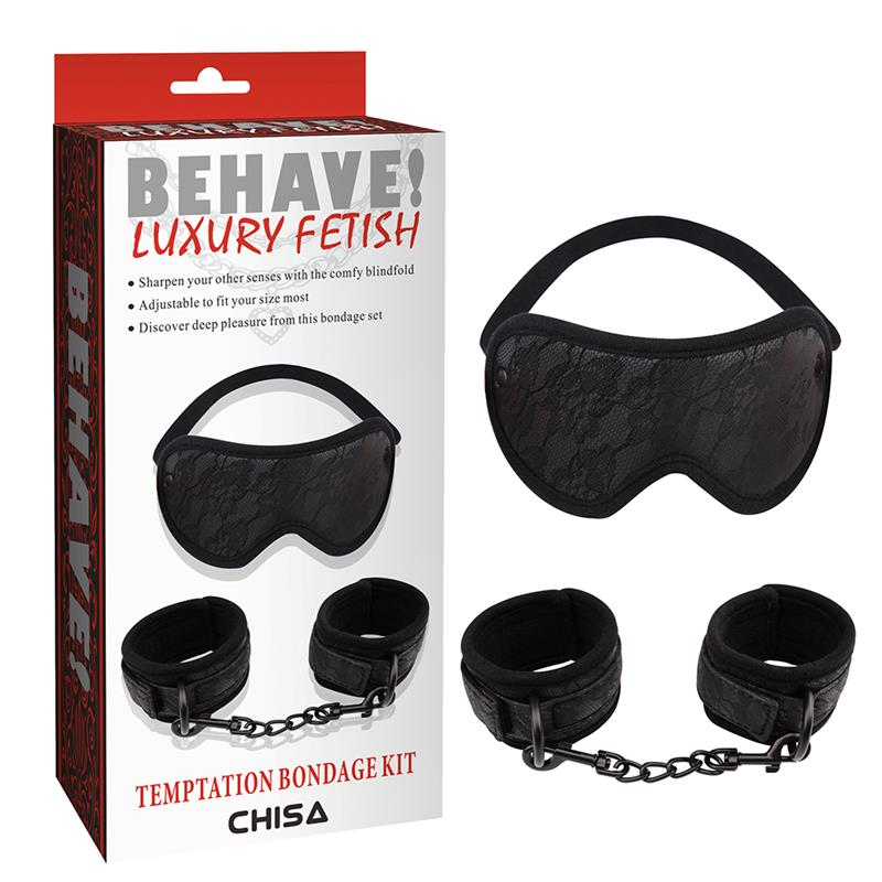 Temptation Bondage Kit