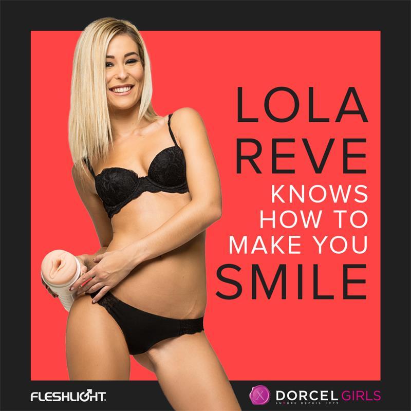 Fleshlight DORCEL dívka Lola Reve