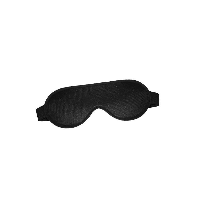 Soft Bond X Eye Mask - Black