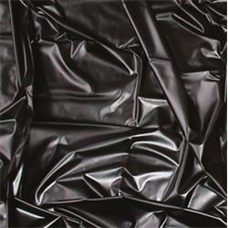 SexMAX WetGAMES Sex sheet, 180 x 220 cm, black