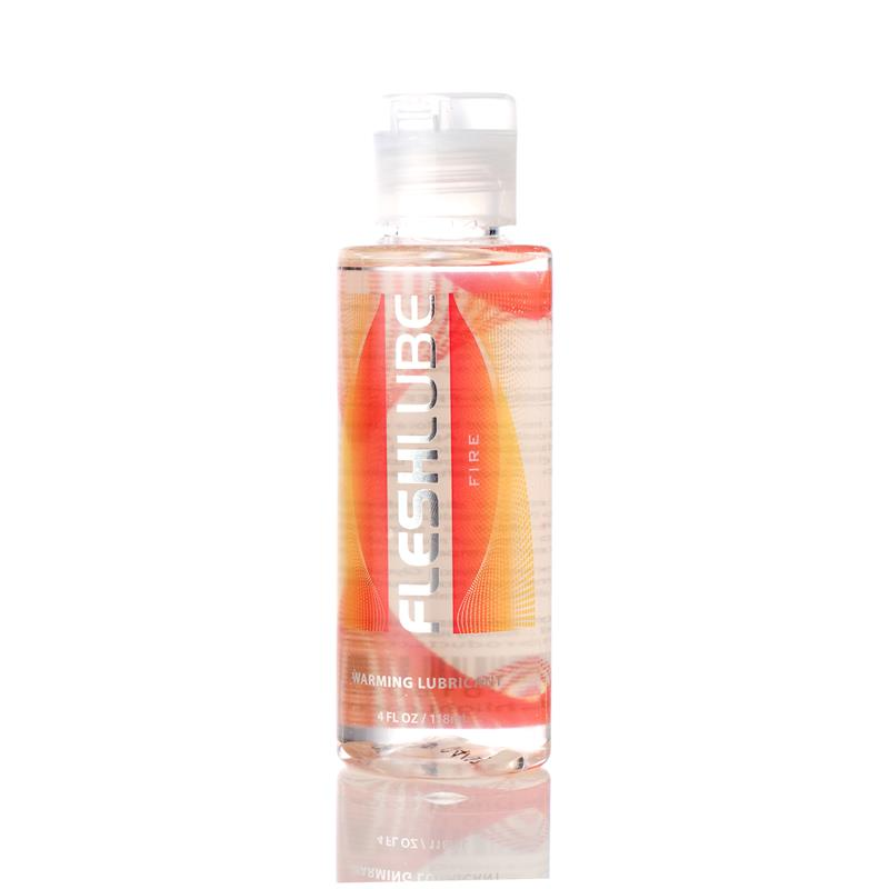 Fleshlube Fuego 100ml de FLESHLIGHT #satisfactoys